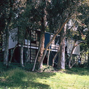 Case Study House No. 8 (Charles & Ray Eames, 1949) 001-98