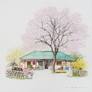 San-chuk in Spring