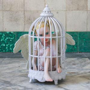 Caged Angel
