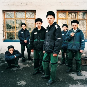 Young Prisoners, Juvenile Prison for Boys, Russia