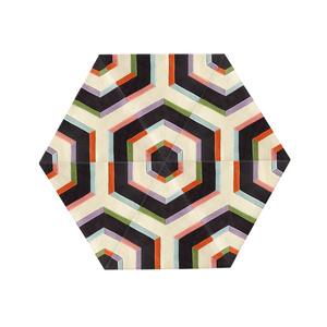 Large Hexagon Maze