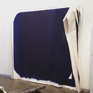Seis telas de 2 x 2 m