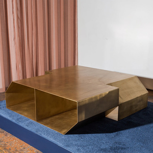 Chamfer Coffee Table 1