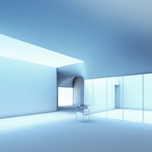 Rendering of Amant private arts gallery, New York, USA