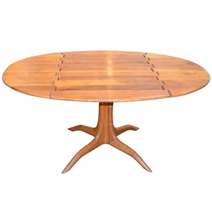 Spider Leg Drop Leaf Table
