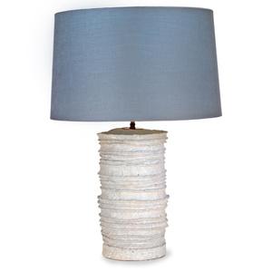PORCELAIN CREPE LAMP