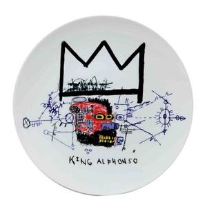 King Alphonso porcelain plate