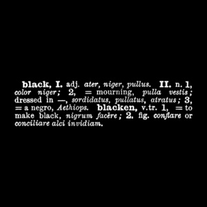 'Titled (A.A.I.A.I.)' [black] (Eng.-Latin)