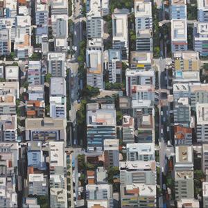 Stadtbild 7/VIII (Athen)