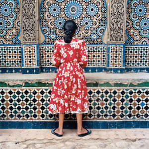 Girl in Red, Tangier (from A Life Full of Holes: The Strait Project)