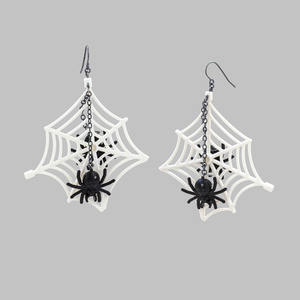 Wicked Web Earrings