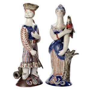 """""""Corsaire & Femme des Iles"""""""