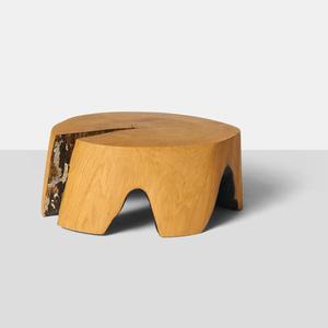 Coffee Table, Ausgebrannt Series
