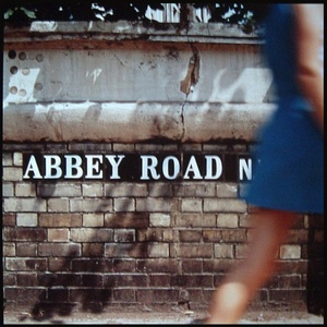 The Beatles: Abbey Road - Back cover