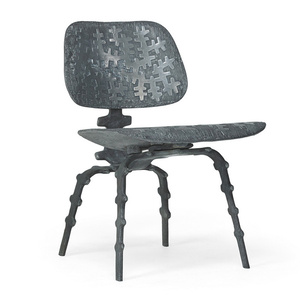 "Sculptural side chair, ""My Eames is True,"" USA"