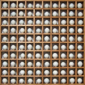 100 Moon Jars
