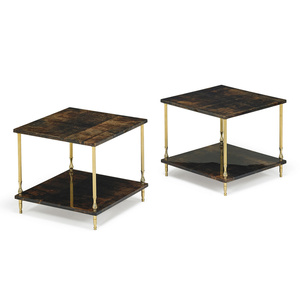 Pair Of Side Tables, Italy