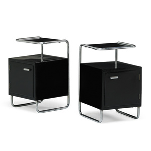 Pair of nightstands/side tables