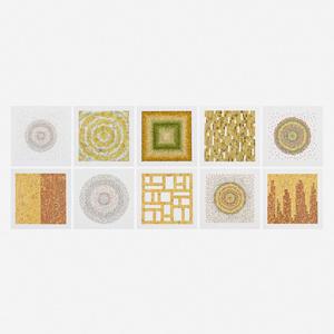 Reverse Atlas (ten works)
