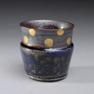 Sake Cup Polka Dot