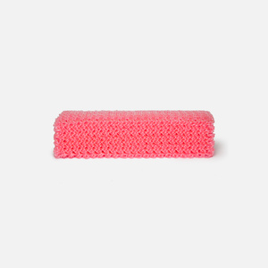 Pink Woven Bench
