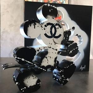 Mickey Sculpture Chanel