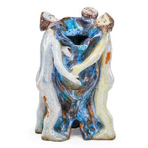 Chantal sculptural vessel