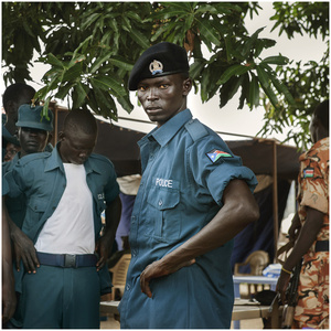 Becoming South Sudan Chapter I (Portraits): Rebel