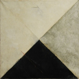 Untitled (Grey and Black Abstraction)