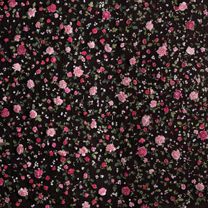 Floral Fabric No.1