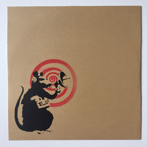 Radar Rat Album Cover (Dirty Funker Future Remixes)