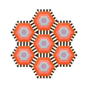 Honeycomb Swizzle