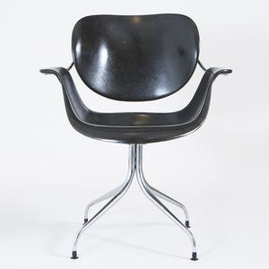 Swag-leg Chair
