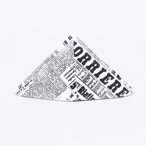 Newspaper Hat Paperweight