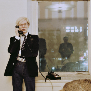 Andy Warhol, La Factory New York 1977