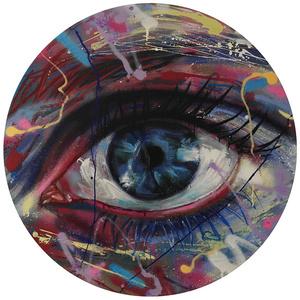 Elsbeth (eye portrait)