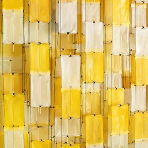 Field of yellow blocks