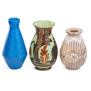 Three Vases, France