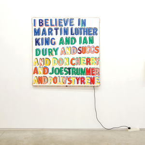 'I Believe in Martin Luther King'