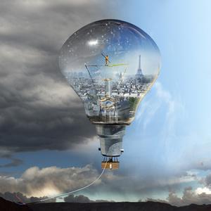 Rêve de cité : Paris ville lumière