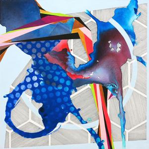 Visions of a Fragmented Landscape VI
