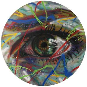 Dani (eye portrait)