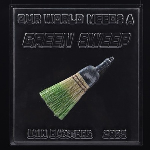Our World Needs a Green Sweep, 2009