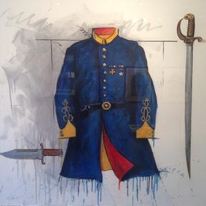 Union Blue Sabre