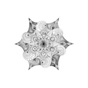 14 Years, Snowflakes Series #46
