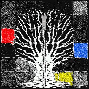 Mondrian Tree 11