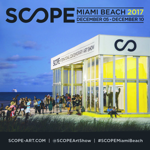 Contini Art UK at Scope Miami Beach 2017