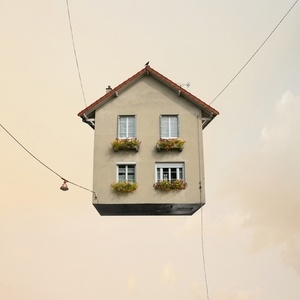 Flying Houses #1