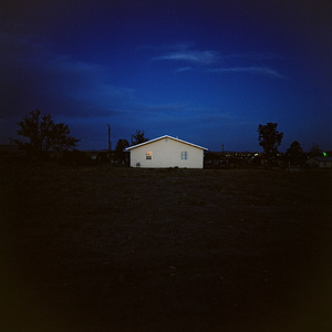 Yellow House. June 2014. Marfa, Texas