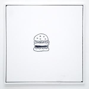 Ben Jones Comics Panel #13 (Hamburger)